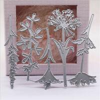 Stanzschablone Gras Blatt Hochzeit Oster Geburtstag Weihnachten Karte Album DIY
