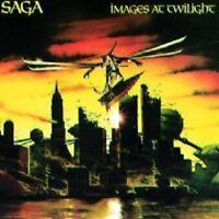SAGA - IMAGES AT TWILIGHT  CD  8 TRACKS CLASSIC HARD ROCK & POP  NEUF