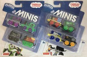 Thomas And Friends DC Super Friends Minis Batman Riddler Arrow Sinestro
