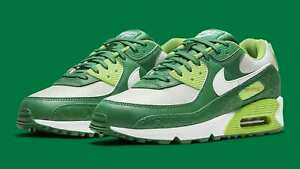 NIKE AIR MAX 90 ,,Patrick's Day'' SIZE UK 9.5 EUR 44.5 (DD8555 300)