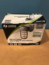 Lithonia  olvtwm vapor tight led wall mount light 600 lumen ****NEW IN BOX