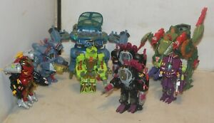 Robotech ExoSquad 1990's Lot of Outer Shells Vintage Action Figures