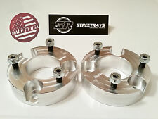 "StreetRays Billet 2"" Front Leveling Spacer Lift Kit for 05-15 Xterra 4WD & 2WD"