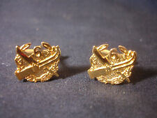 Military Men's Cufflinks 6th Knife Lightning Southern Group Special Operations