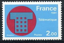 STAMP / TIMBRE FRANCE NEUF N° 2130 ** TELEMATIQUE