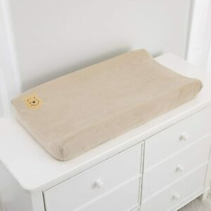 Disney Winnie The Pooh Hunny & Me changing pad Cover SEE DETAILS 🎇
