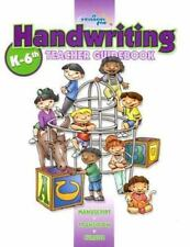 A Reason for Handwriting Comprehensive Teacher Guidebook (2004, Paperback)