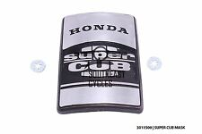 Front mask emblem cover fairing cover for Honda Super Cub C50 C70 C90