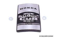 Front mask emblem cover fairing cover for Honda Super Cub C50 C70 C90