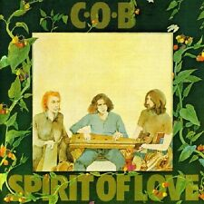 C.O.B. Spirit Of Love CD NEW SEALED 2001 Clive Palmer/John Bidwell/Mick Bennett