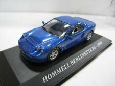IXO 1:43 HOMMELL BERLINETTE RS 1999 Car Model Car DieCast Model Toy Vehicles