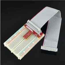 Raspberry PI GPIO Suite GPIO Extension Board +26 Pin Verlängerungskabel Wire DE