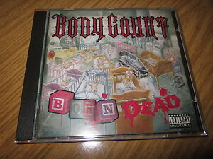 Body Count - Born dead CD