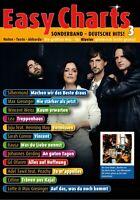 Klavier / Keyboard Noten : Easy Charts  - Deutsche Hits 3  - leicht - MF3596