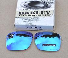 NWOT Oakley Holbrook Metal Sunglasses Authentic Polarized Prizm Sapphire Lens