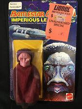 "Battlestar Galactica Imperious Leader Action Figure 4 1/2"" Mattel"