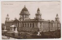 Northern Ireland postcard - City Hall, Belfast - RP (A85)