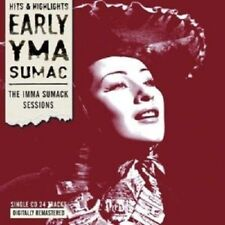 YMA SUMAC - EARLY YMA SUMAC: THE IMMA SUMACK SE  CD WELTMUSIK NEW+