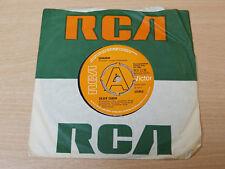 "Sakkarin/SILVER Canon/1971 RCA ""SINGLE/DEMO/GREENSLADE"