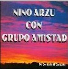 NINO ARZU CON GRUPO AMISTAD - DE CORAZON A CORAZON - CD, 2000