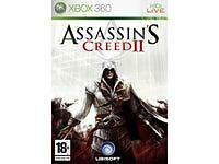 Assassin's Creed II (2) for Xbox 360 Complete With Manual Excellent Condition
