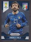 Panini Prizm World Cup 2014 Brazil - Base # 128 Andrea Pirlo - Italy