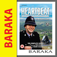 Heartbeat: The Complete Series 1 - 7 The Rowan Years DVD Box Set New & Sealed