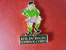 pins pin sport rugby XIII