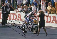 Wayne Gardner - Honda NSR 500cc Hand Signed Photo 10