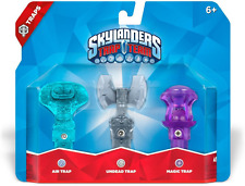 Skylanders Trap Team: Triple Trap Pack: Air, Undead, Magic