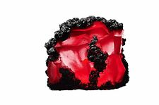 Red Ruby Gem LED Aquarium Decoration