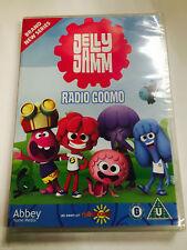 Jelly Jamm - Radio Goomo DVD Dibujos Infantil Niños Animación 2012 Nuevo