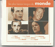 Sealed CD Album Les Plus Beaux Tangos du Monde ! Collection Souvenirs Piaf +