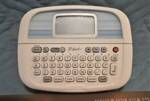 BROTHER P-TOUCH LABEL MAKER PT-90 WITH TAPE CARTRIDGE