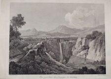 Sizilien Italien Sicilia Italia Val di Noto Kupferstich copperengraving um 1810