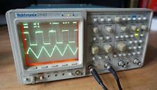Tektronix 2440 2 Channel Scope 300 MHz / 500 MSa/s, all selftests PASSED