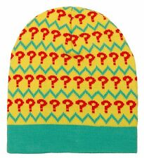 Doctor Who Seventh 7th Doctor Adult & Teen Costume Beanie Hat By Elope