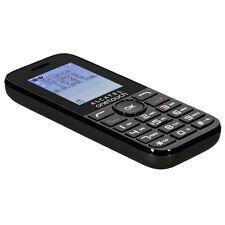 rénové Alcatel OneTouch 1016g noir débloqué sans abonnement Bon Marché 2G
