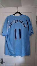 008bdf02f Tottenham Hotspur Spurs Puma 2010 2011 Van Der Vaart Away Shirt Jersey - XXL