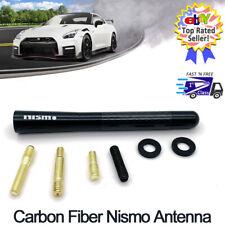 "Nismo Carbon Fiber Antenna 4.7"" - Nissan GT-R, 350Z, 370Z (Fast USA Shipping)"