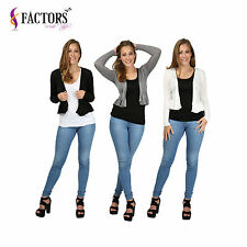 Cotton Blend None Cropped Jumpers & Cardigans for Women