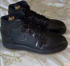 Nike Air Jordan 1 Retro High OG BG, Black / Gum Brown, Size 6Y, Eur 38.5