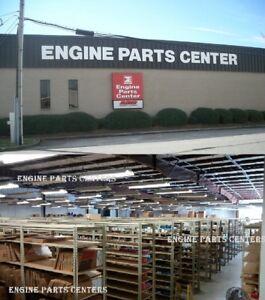 Piston 1009P Chevy 235ci Blue Flame Corvette 030 set/6 w/rings rod main bearings