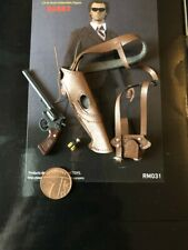 REDMAN TOYS Dirty Harry Brown Suit Ver Revolver & Holster loose 1/6th scale
