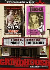 NEW Welcome to the Grindhouse - Pick-Up / The Teacher (DVD, 2007)