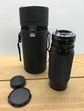 Sears Model No. 202 Camera Lens f=60-30mm Auto Zoom 1:40.-5.6 No. 870104419