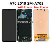 For Samsung Galaxy A70 SM-A705 A705MN/DS LCD Touch Screen Digitzer±Frame NEW