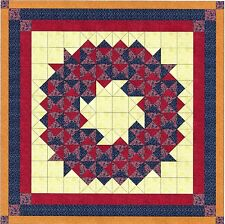 Easy Quilt Kit/A Hero's Welcome/Pre-cut Fabric Ready To Sew/Patriotics***