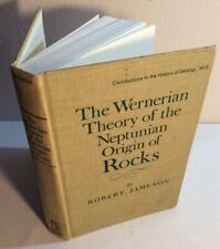 The Wernerian Theory of the Neptunian Origin of Rocks -Jameson 1976 (1st/ Fair)