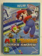 Mario Tennis Ultra Smash - Nintendo Wii U - Neuf